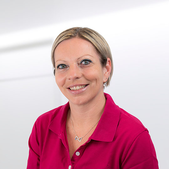 Carolin Fekete - Medizinische Fachangestellte in der staufenklinik Göppingen