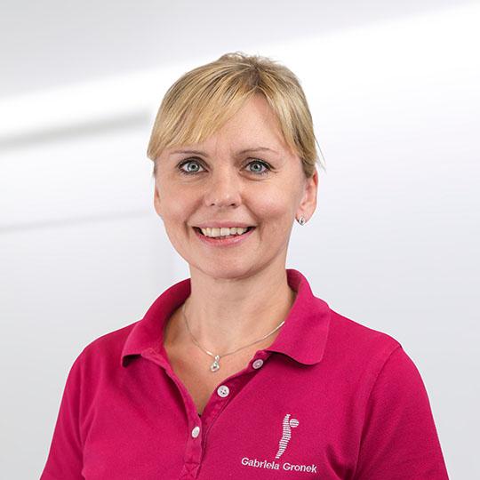 Gabriela Gronek - Leitende Medizinische Fachangestellte in der staufenklinik Göppingen
