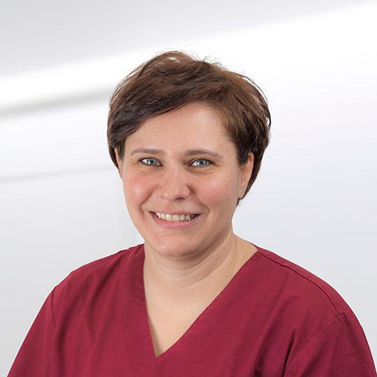 Sonja Haag - OP-Schwester in der staufenklinik Göppingen