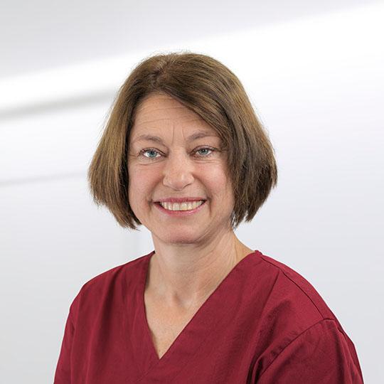 Susanne Grill - OP-Schwester in der staufenklinik Göppingen