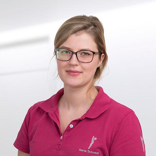 Herta Schmidt - Medizinische Fachangestellte und Röntgenbeauftragte in der staufenklinik Göppingen