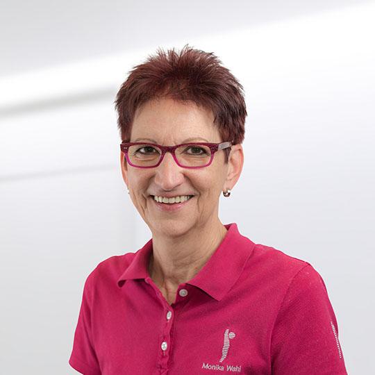 Monika Wahl - Medizinische Fachangestellte in der staufenklinik Göppingen