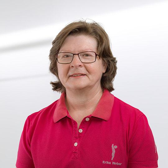 Erika Weber - Medizinische Fachangestellte in der staufenklinik Göppingen