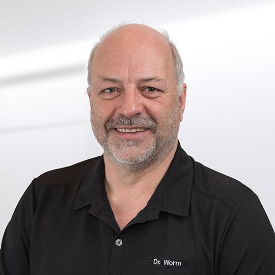 Dr. med. Stefan Worm - staufenklinik Göppingen